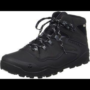 Merrell Men's Overlook 6 Ice+ Waterproof Boot Sz12